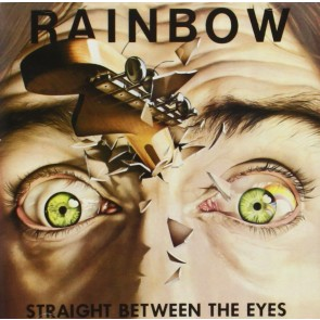 STRAIGHT BETWEEN THE EYES LP