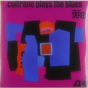 COLTRANE PLAYS THE BLUES LP