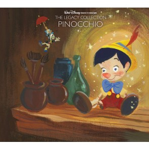 PINOCCHIO THE LEGACY COLLECTION 2CD