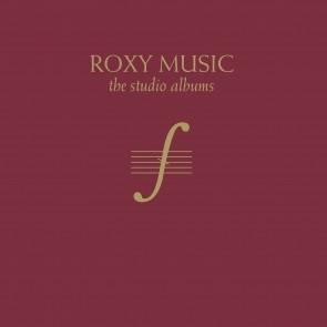 ROXYMUSIC:THE COMPLETE STUDIO ALBUMS