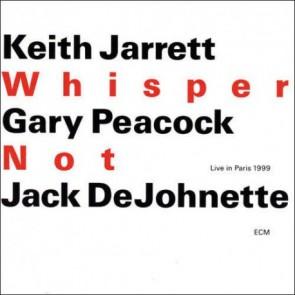 WHISPER NOT 2CD