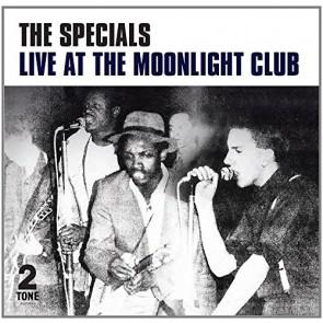LIVE AT THE MOONLIGHT CLUB LP
