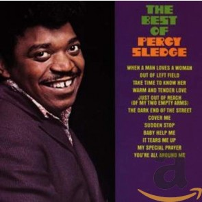 THE BEST OF PERCY SLEDGE CD