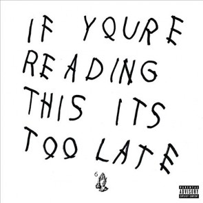 IF YOU'RE READING THIS IT'S TOO LATE CD