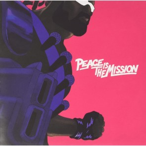 PEACE IS THE MISSION CD