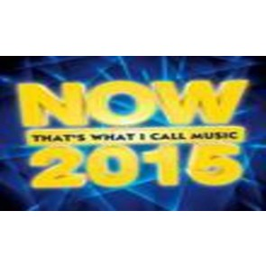 NOW 2015 THAT'S WHAT I CALL MUSIC 2CD