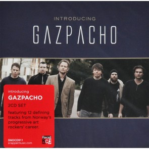 INTRODUCING GAZPACHO 2CD