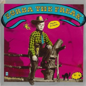 ZORBA THE FREAK CD