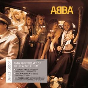 ABBA JEWEL CASE BONUS DVD