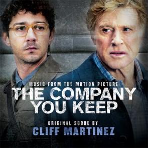 THE COMPANY YOU KEEP CD