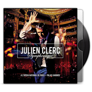 JULIEN CLERC SYMPHONIQUE - 2CD