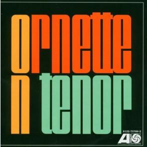 ORNETTE ON TENOR CD