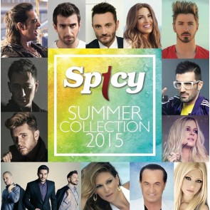 SPICY SUMMER COLLECTION 2015 CD