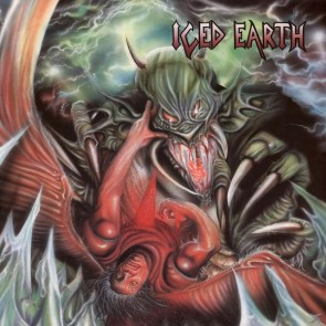 ICED EARTH LP+POSTER