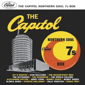 THE CAPITOL NORTHERN SOUL (7*7''LP)