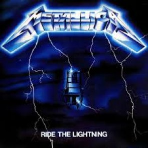 RIDE THE LIGHTNING LP