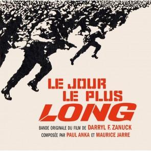 LE JOUR LE PLUS LONG BY MAURICE JARRE 2LP