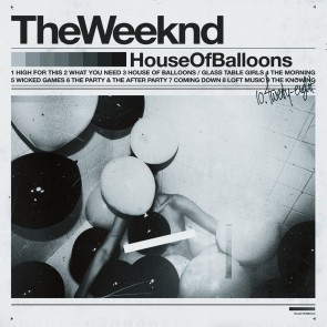 HOUSE OF BALLOONS CD