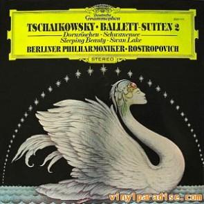 BALLET SUITES II-SWAN LAKE LP