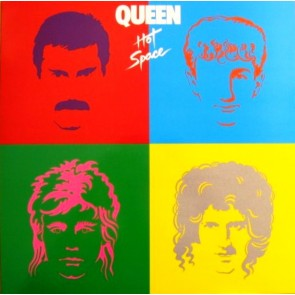 HOT SPACE LP