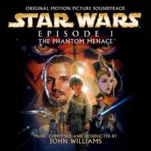 STAR WARS EP.1: THE PHANTOM MENACE OST (CD)