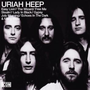 ICON: URIAH HEEP CD