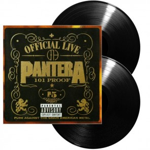THE GREAT OFFICIAL LIVE: 101 PROOF LP