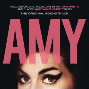 AMY (O.S.T) CD