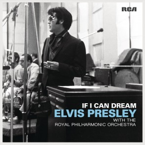 IF I CAN DREAM: ELVIS PRESLEY WITH THE PHILH. ORCH. (2 LP)