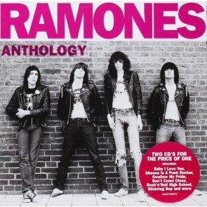 HEY HO LET'S GO:THE RAMONES ANTHOLOGY 2CD