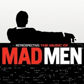 THE MUSIC OF MAD MEN CD