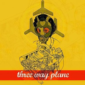 THREE WAY PLANE 7''LP