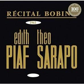 BOBINO 1963 PIAF ET SARAPO LP