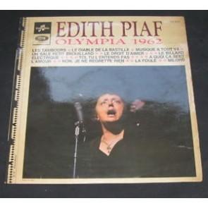 A L'OLYMPIA 1962 LP