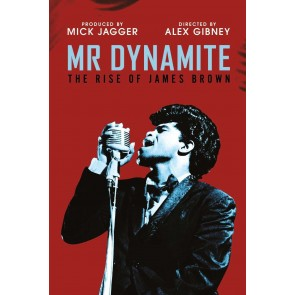 MR.DYNAMITE:THE RISE OF JAMES BROWN (DVD)