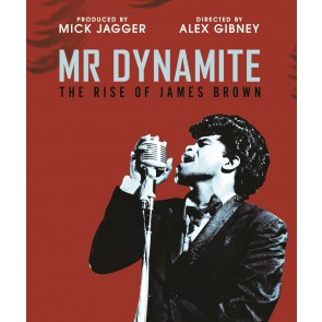 MR.DYNAMITE:THE RISE OF JAMES BROWN (BD)