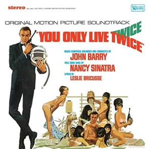 YOU ONLY LIVE TWICE LP