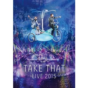 LIVE 2015 DVD