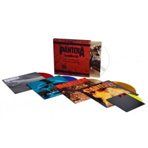 THE COMPLETE STUDIO ALBUMS 1990-2000(5LP BOX)