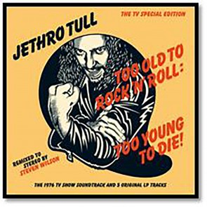 TOO OLD TO ROCK 'N' ROLL: TOO 4CD