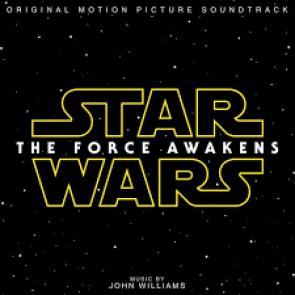 STAR WARS: THE FORCE AWAKE BY WILLIAMS JOHN CD