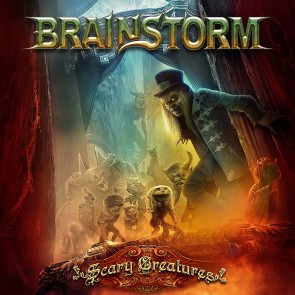 SCARY CREATURES CD