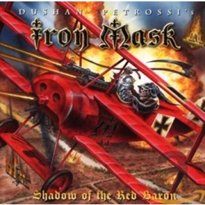 SHADOW OF THE RED BARON (RE-RELEASE) CD