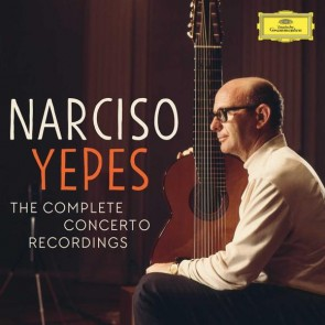THE COMPLETE CONCERTO RECORDINGS 5CD