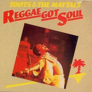 REGGAE GOT SOUL LP