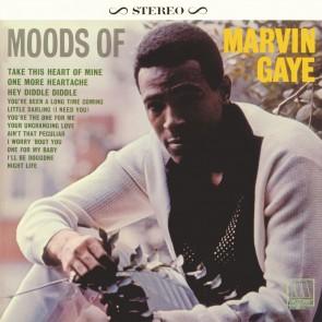 MOODS OF MARVIN GAYE LP