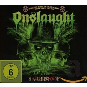 LIVE AT THE SLAUGHTERHOUSE DVD+CD