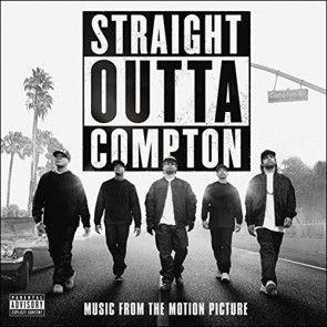 STRAIGHT OUTTA COMPTON CD