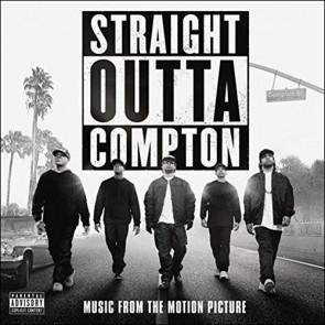 STRAIGHT OUTTA COMPTON CD