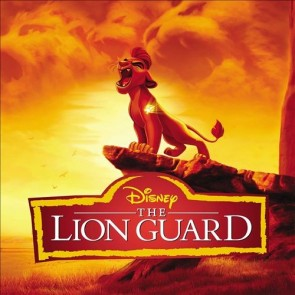 THE LION GUARD CD